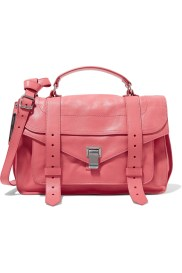 Proenza Schouler PS-1 Medium Pink Bag